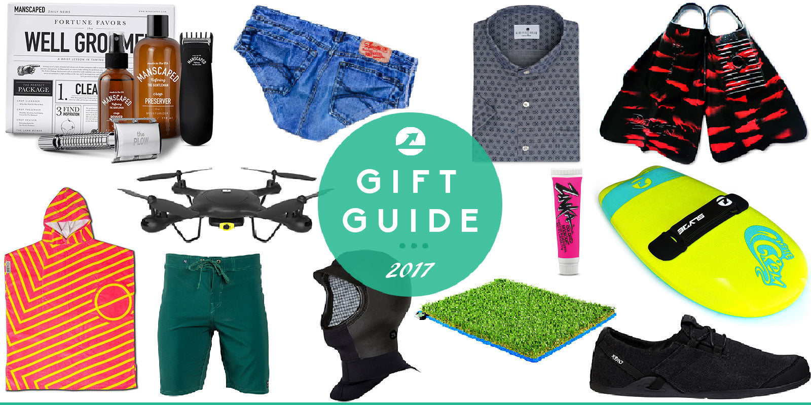 Beach Lovers Gift Guide 2017:12 Epic Holiday Gifts For A Beach Bum