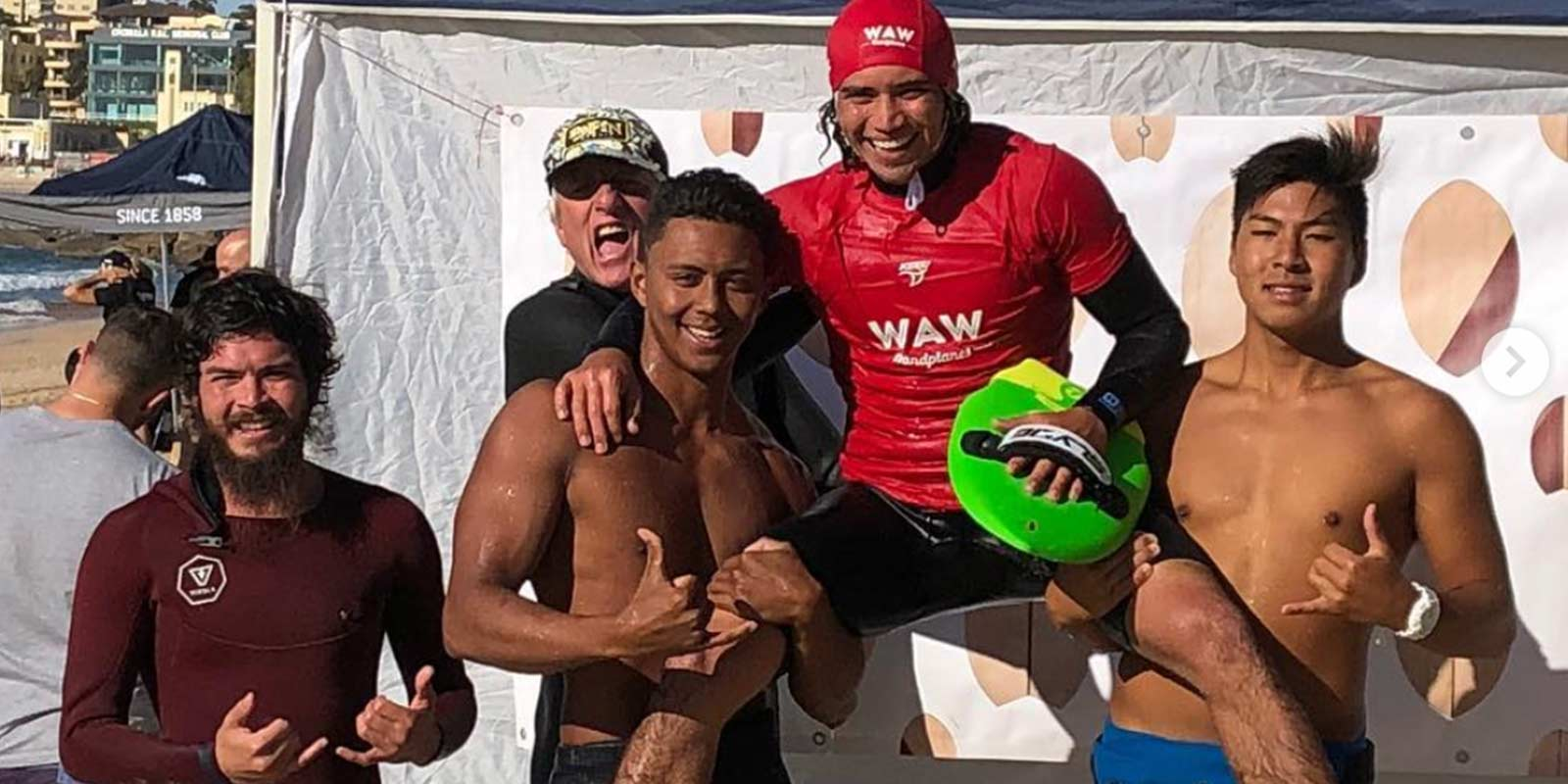 Whomp Off Australia Team Bodysurfing & Handboarding Competition Recap