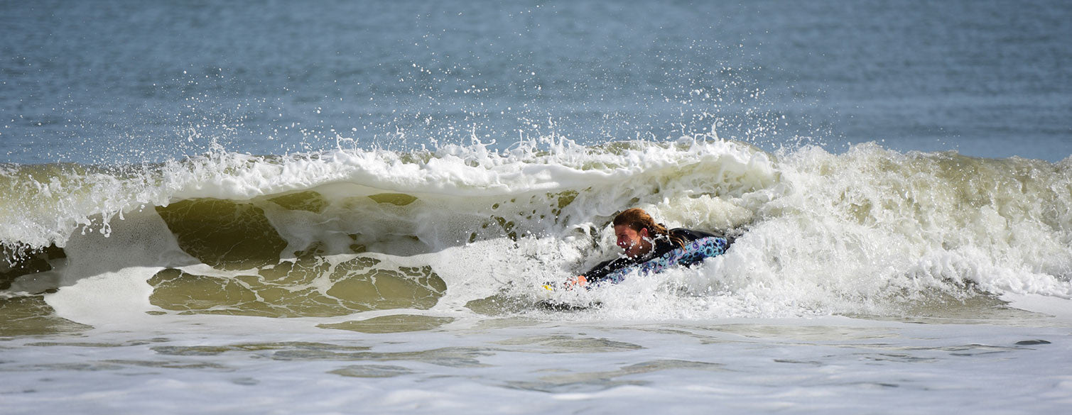 Why you need to learn to Bodysurf  before you learn to surf