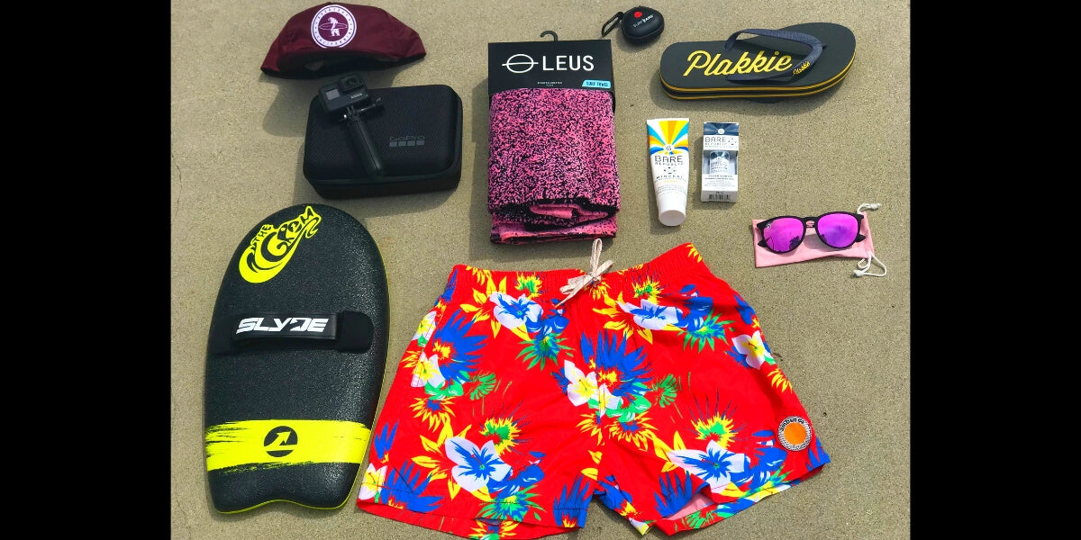 10 Must Pack Items: Ultimate Beach Vacation Carry-on Bag Packing List