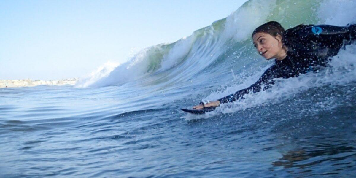 Why Bodysurfing Is Healthy For Students