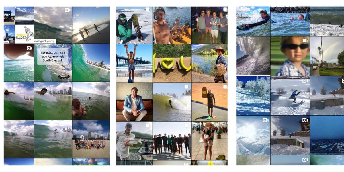 The 6 Best Instagram Accounts to Follow for Body Surfing Fun