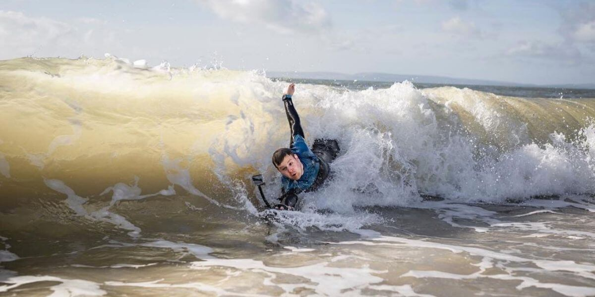 Best Places to Surf and Bodysurf in England