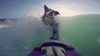 Watch This Dog Handboard & Bodysurf Better Than You 😀