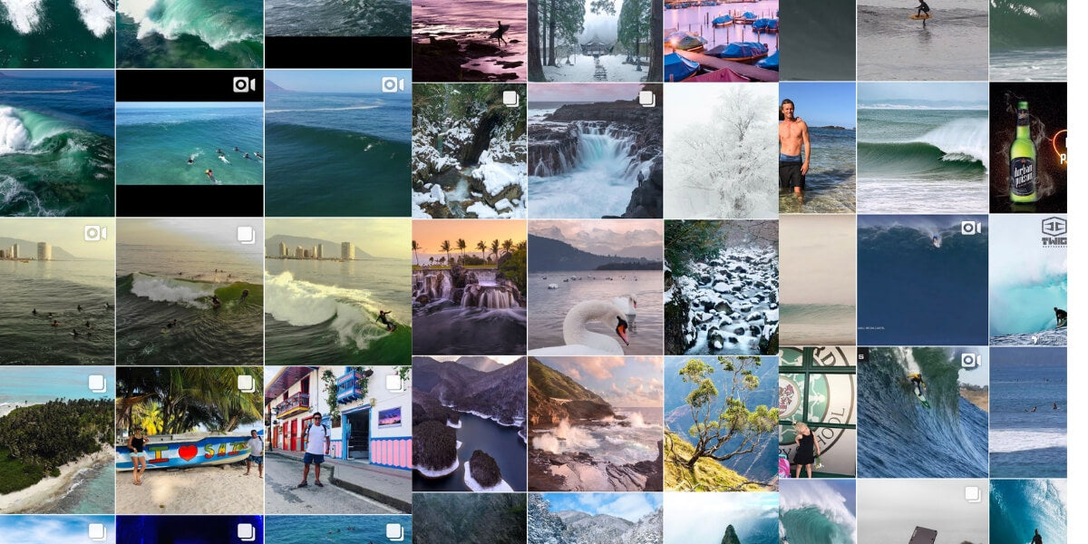 6 Best Instagram Accounts to Follow if you Love the Beach: March 2019