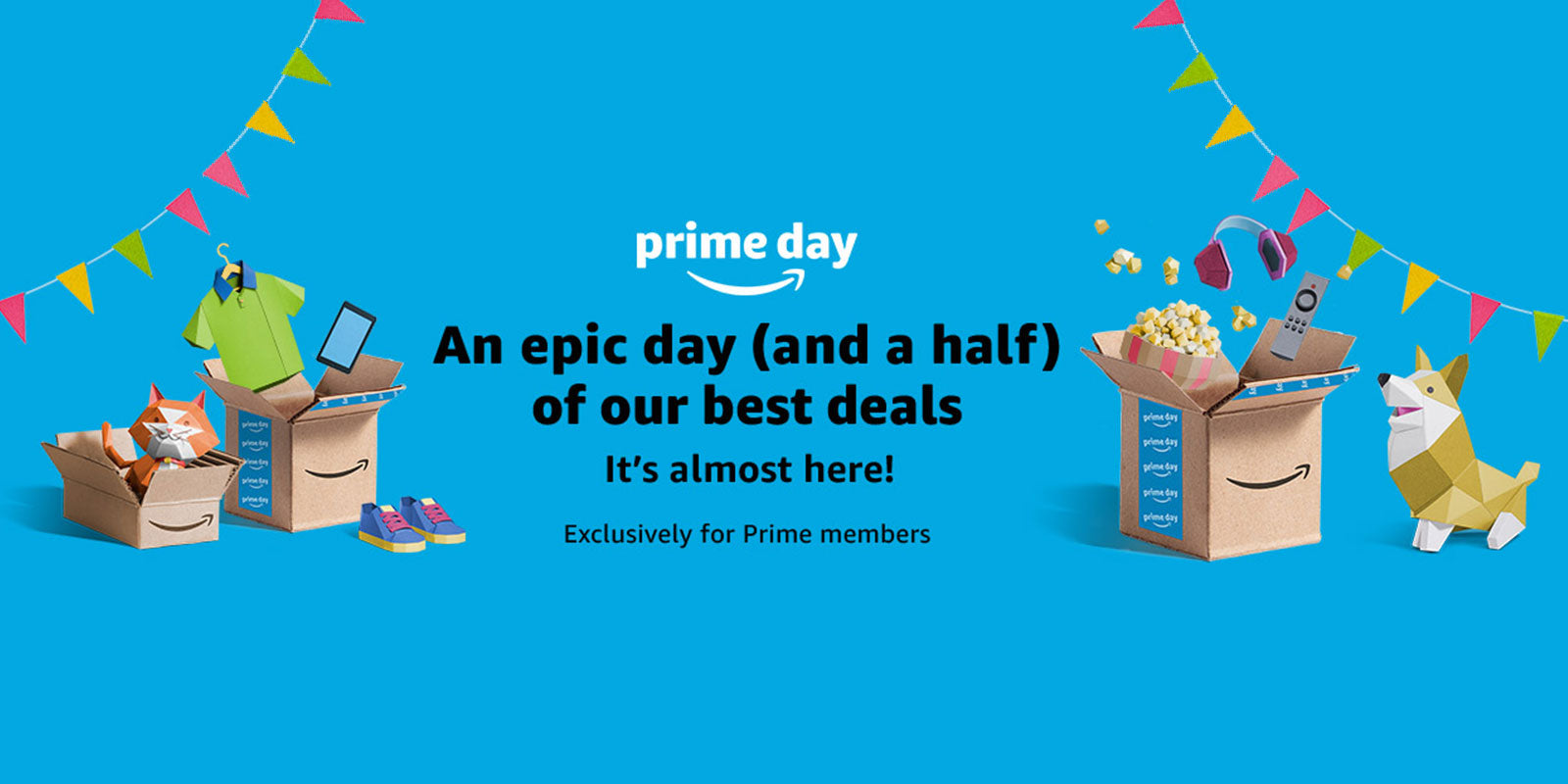 Amazon Prime Day 2018: What time does it start tomorrow and how and where to find the best deals
