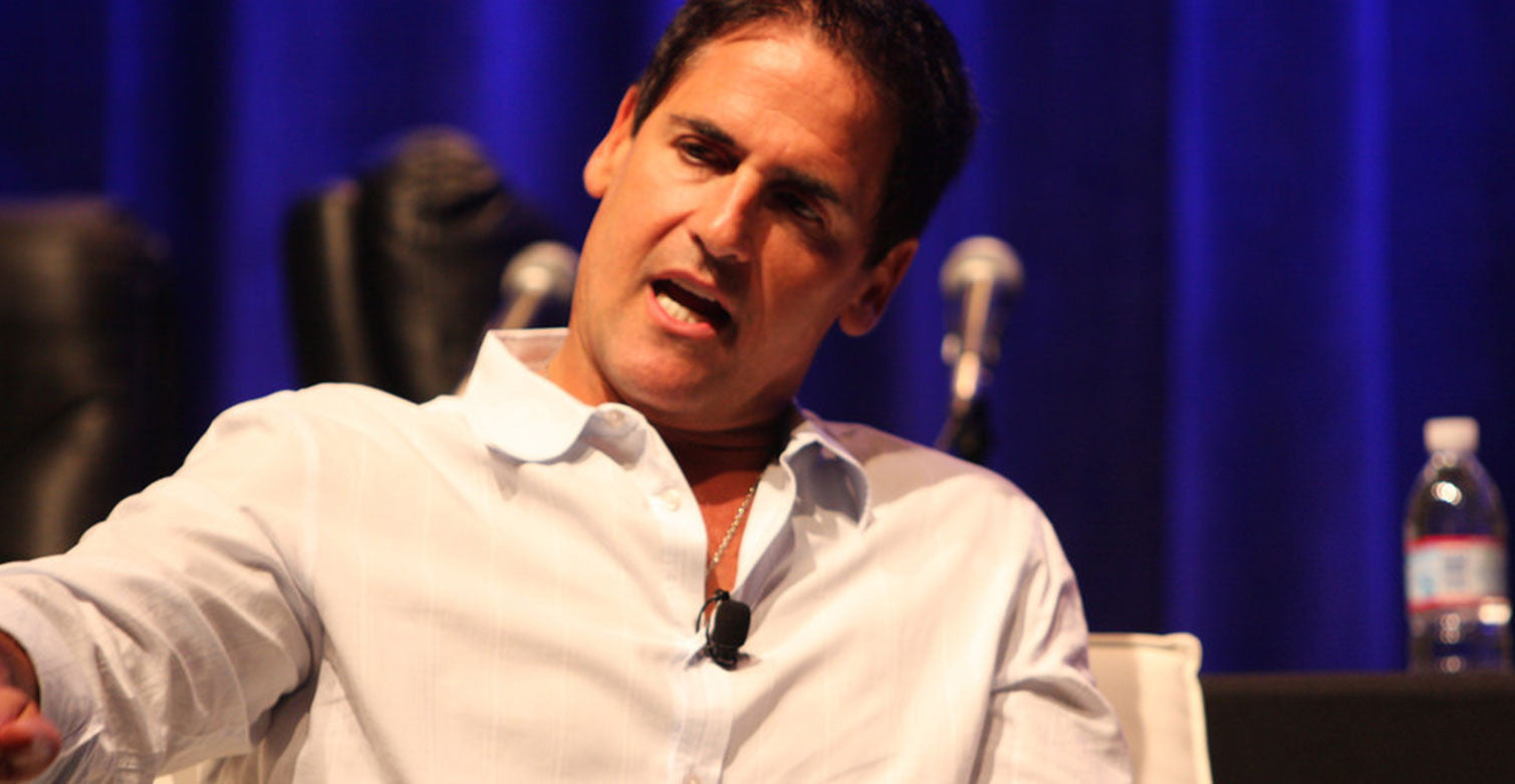 Mark Cuban Calls Slyde Handboards one of his 5 Favorite Shark Tank Investments