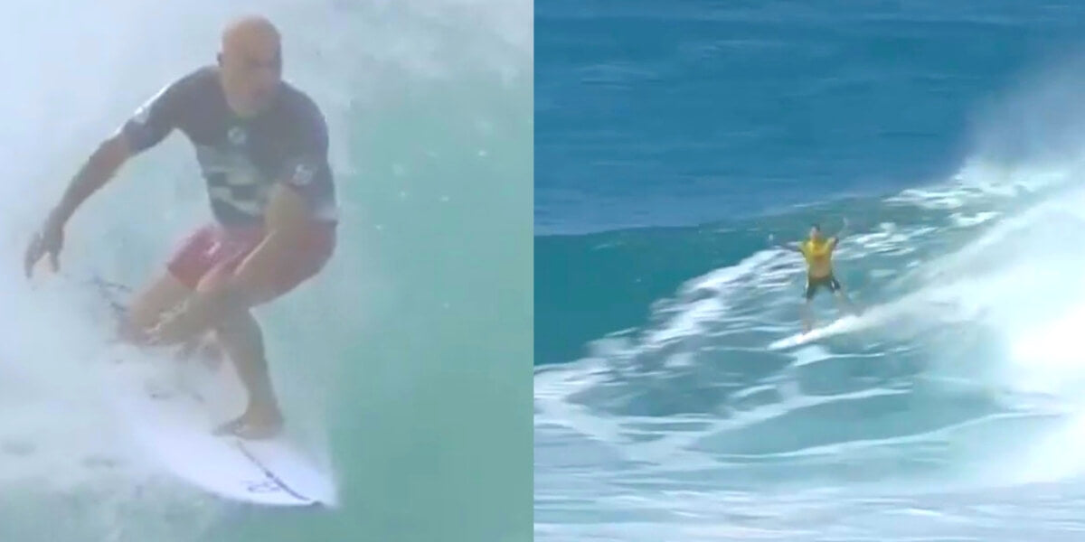 3 Most Epic Surf Clips From Billabong Pipe Masters: Winter 2018