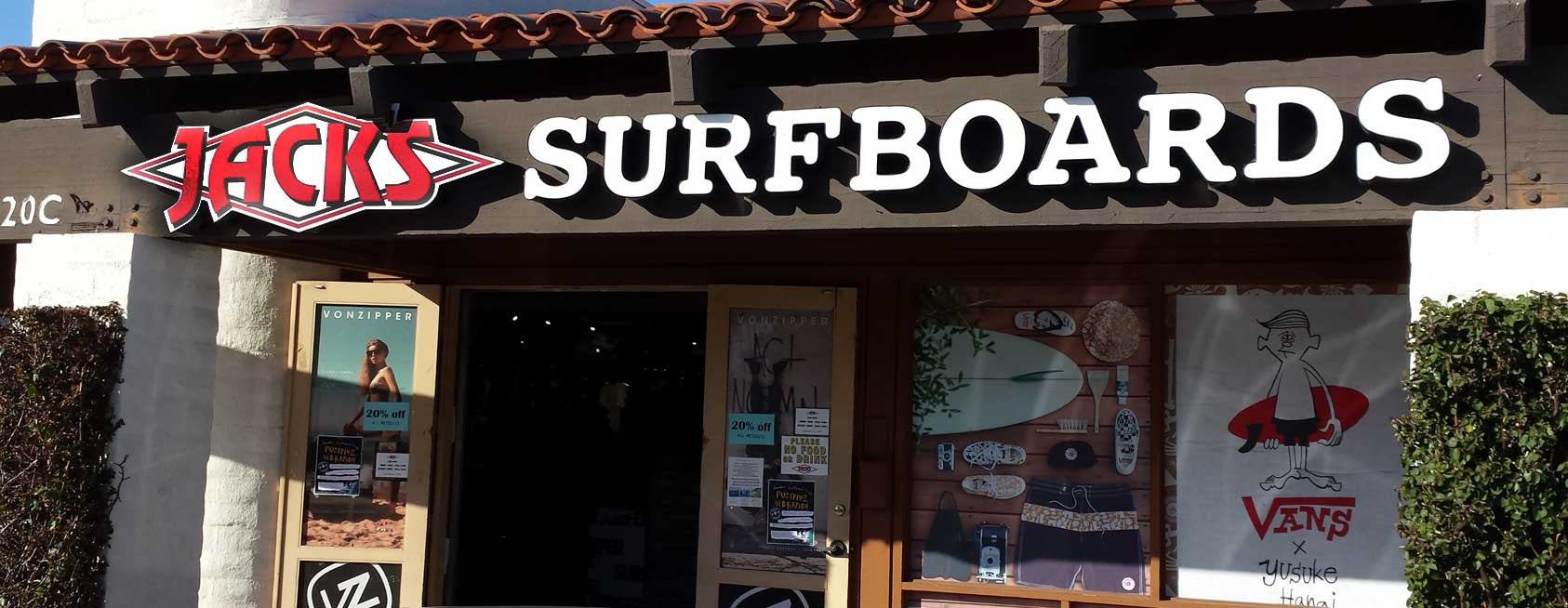 Jack's Surf Shops In Orange County Now Carries Slyde Handboards