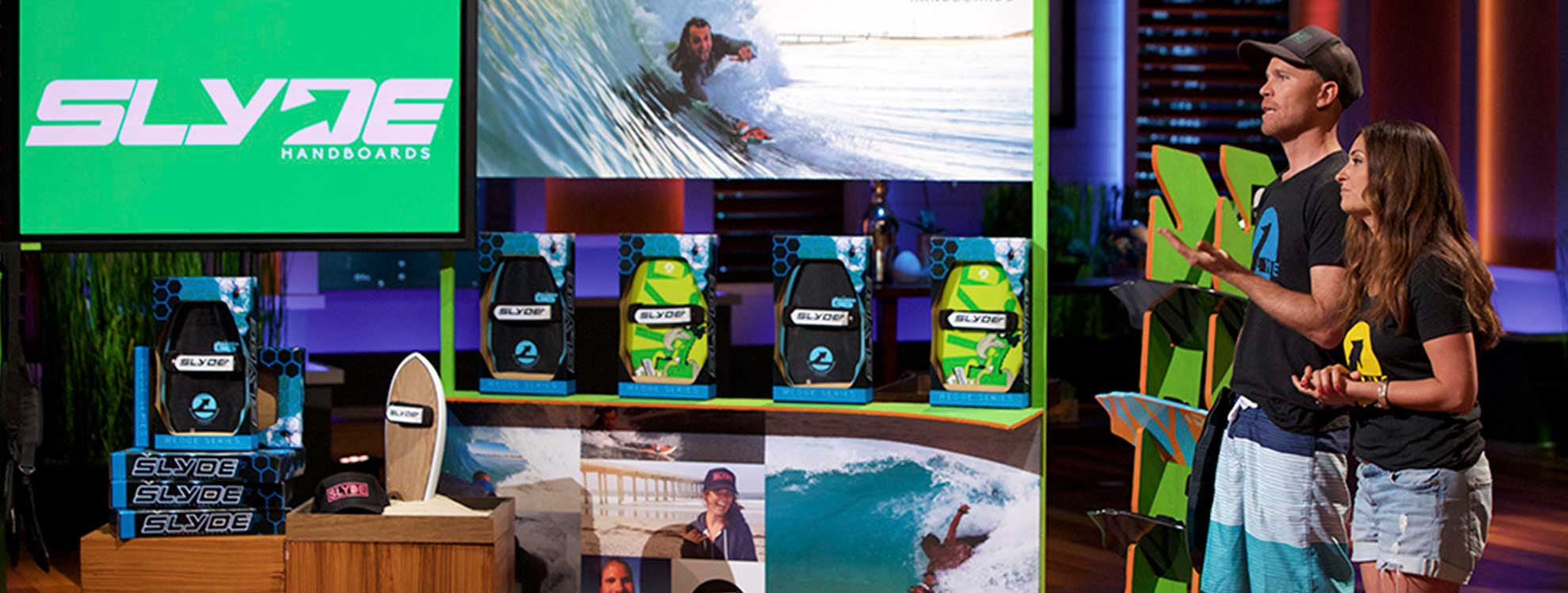 Slyde Handboards Pitch On Shark Tank Over 73,000 Youtube Views