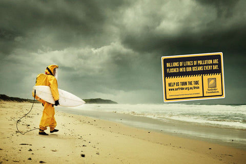 Surfrider's Five Best Ads