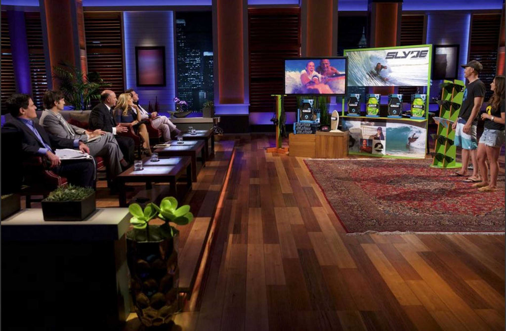 slyde handboards on shark tank
