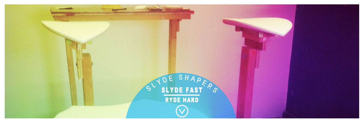 Slyde handboards shapers profiles