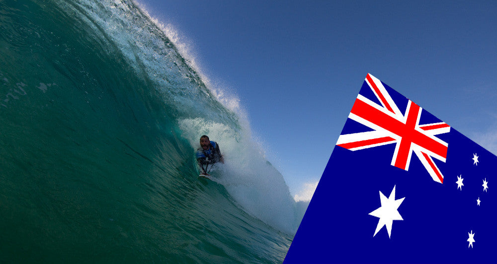 Beginners guide to Body surfing around the world australia