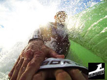 Slyde handboards handplaing and bodysurfing craziness in puerto rico video come get shacked