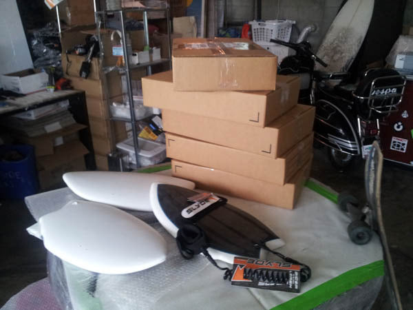 Christmas giving comes early Slyde Handboards