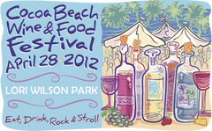 Cocoa Beach Wine & Food Festival
