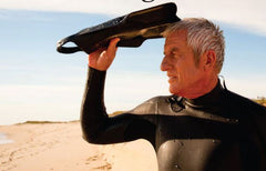 Bodysurfing legend Mark Cunningham