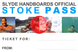 SLYDE HANDBOARDS  official stoke pass