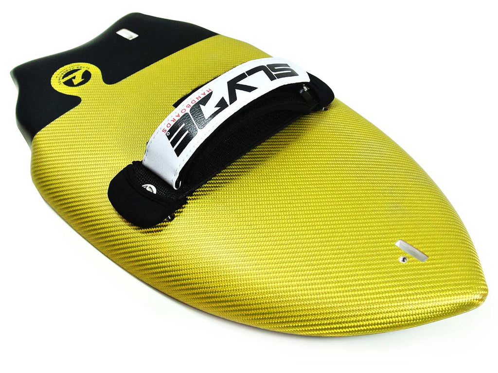 the GOLD MEMBER HANDBOARD FOR BODYSURFING