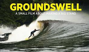 Groundswell Keith Malloy surf film British Columbia