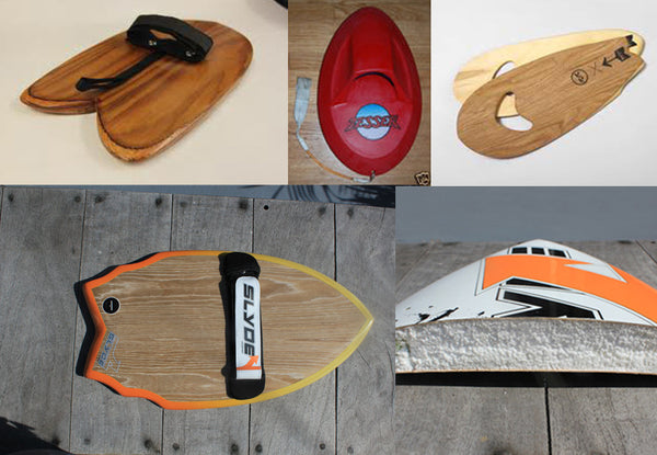 Handboards, handguns and handplanes