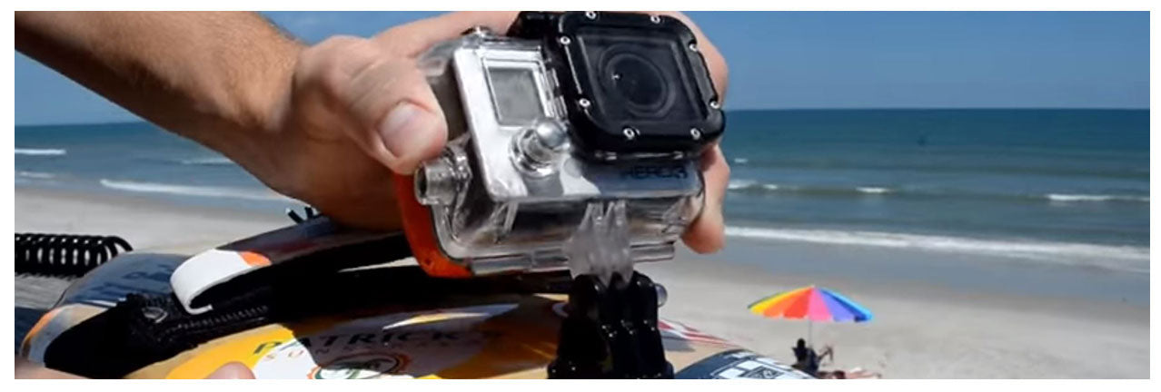 GoPro Setting Breakdown: How To Best Film Slyde Handboard Videos