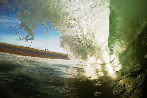 The wedge shorebreak neport beach california