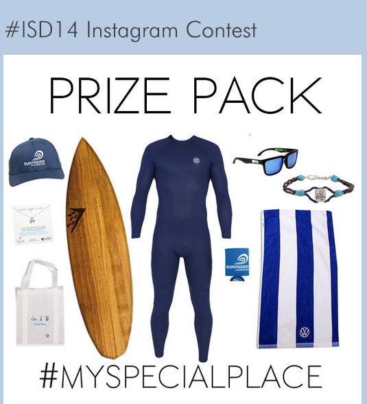 Surfrider Instagram International Surfing Day Contest