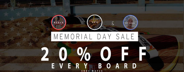 Slyde Handboards Memorial Day Sale