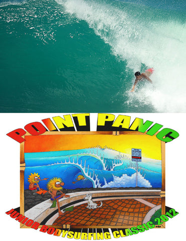 Point Panic Junior Bodysurfing Classic