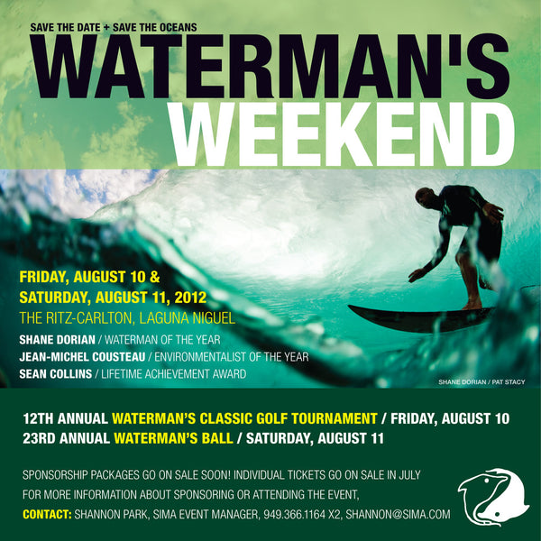 SIMA's Annual Waterman Weekend
