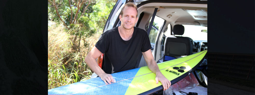 Slyde Handboards Pack for Trip To Australia
