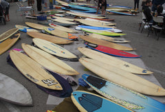 Santa Barbara Surf Fest and Swap Meet SBCC