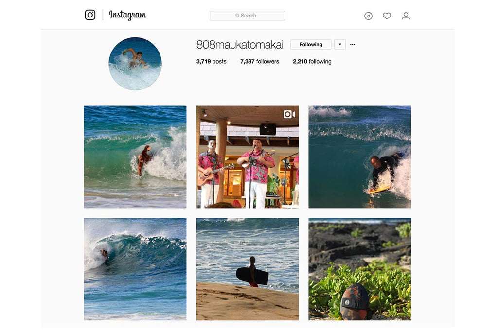 The Best Bodysurfing Accounts to Follow On Instagram: Aug 2017 Edition