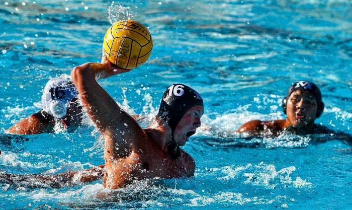 Augie Cunningham Costa Mesa Water Polo