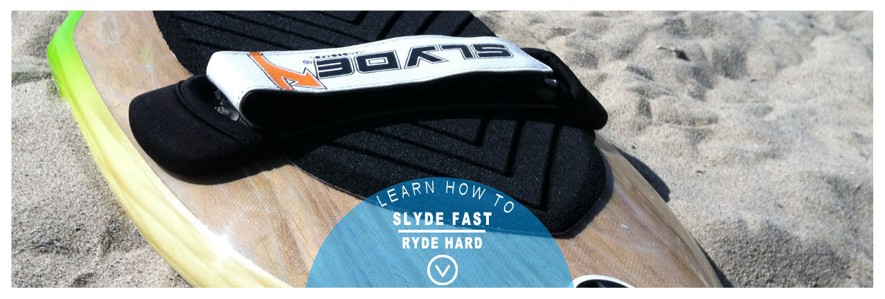 how to install your kung fu grip for your bodysurfing handplanes by slyde handboards