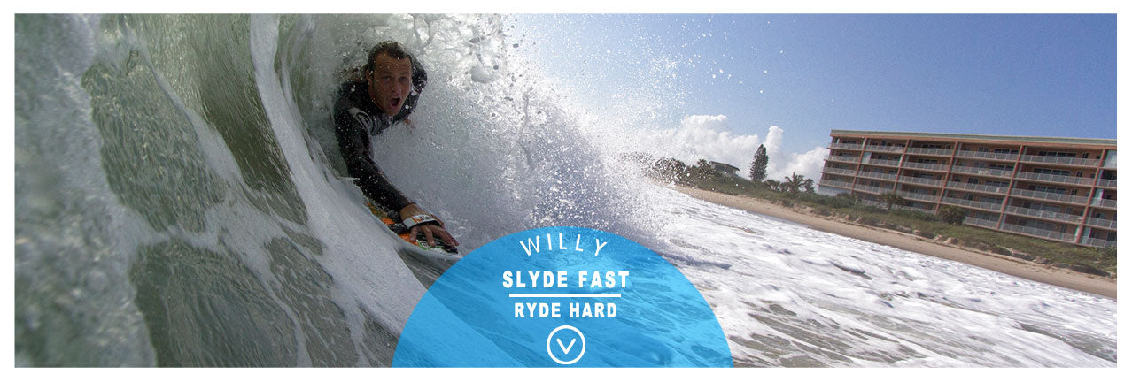 willy cole best bodysurfing handboard in the world