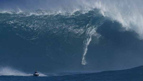 big wave surfing wall paper