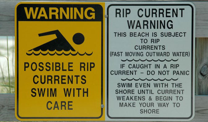 bodysurfers guide to rip currents