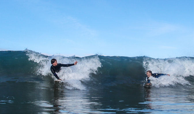 The Do's & Don'ts of Bodysurfing Etiquette