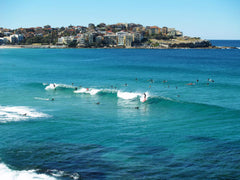 World's Best Surf Cities Bondi Beach