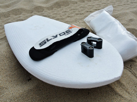 slyde Handboards build it your own handplane for bodysurfing