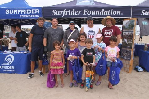 slyde handboards sponsored beach cleanup