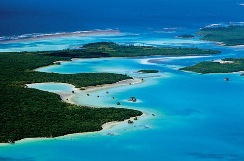 New Caledonia best surf islands Slyde Handboards