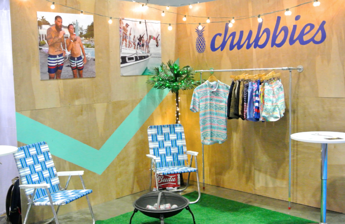 Chubbies Surf Expo 2018