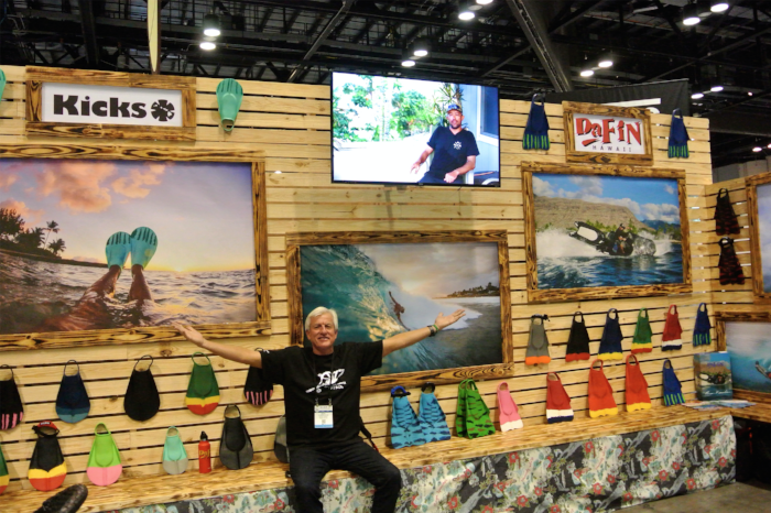 Dafin Hawaii Surf Expo 2018