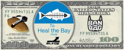 Heal the Bay Earth Day Slyde