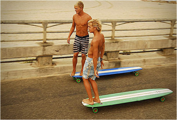 Flat Surf?  Try a Hamboard.