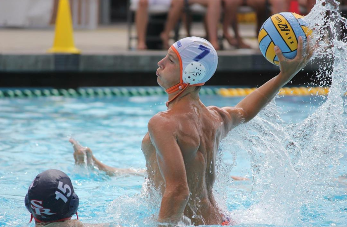 Jake Keville San Diego Water Polo